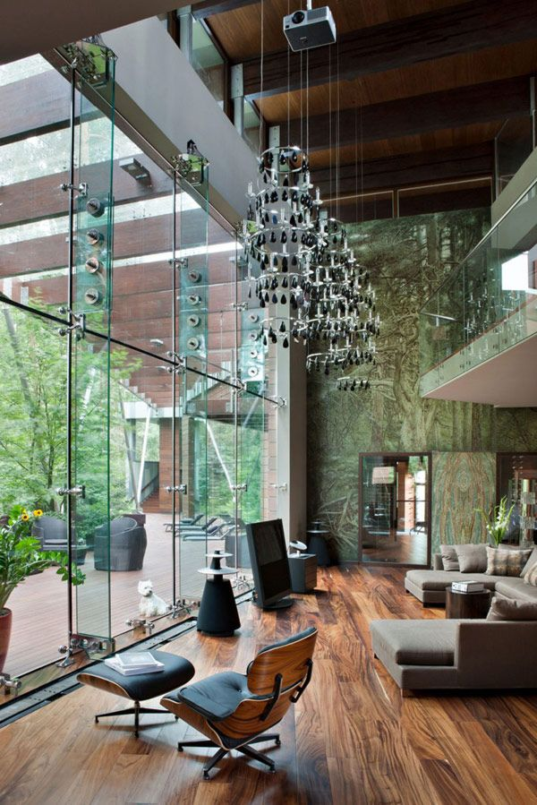 Moderne Design-Inspiration für Moskau