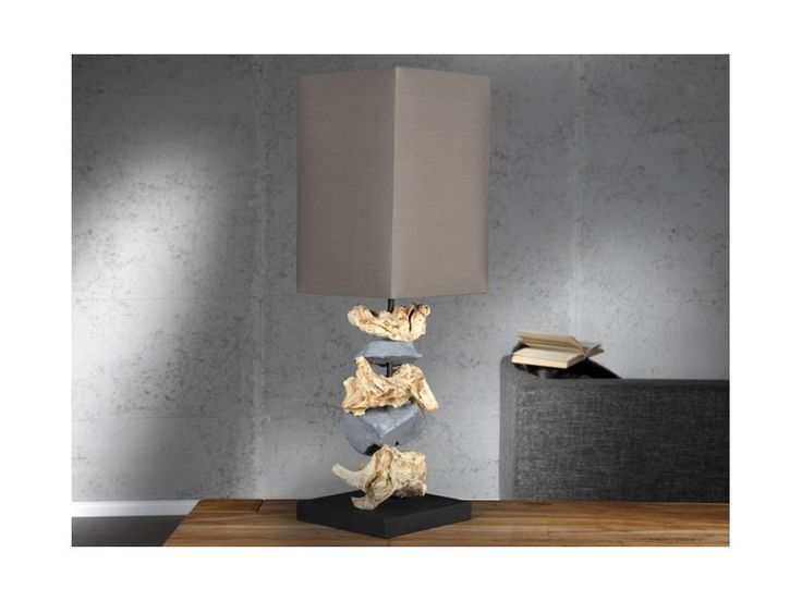 Lampa Stołowa Elements — Lampy stołowe Invicta Interior — sfmeble.pl  #wood  #natural  #homedesign