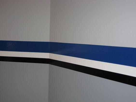 Painted Garage Walls on Pinterest | Painted Garage Interior ...