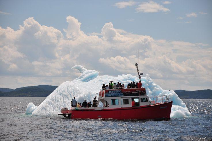 Iceberg Tour, Twillingate, Newfoundland, Canada | by John Hampsey Pettigrew on 500px