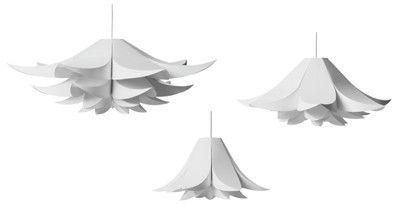Disegnata da Simon Karkov, Norm 06 di Normann Copenhagen è una lampada decorativa dotata di personalitá in pellicola plastificata.