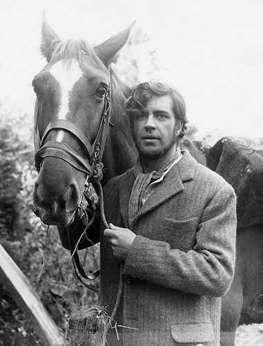 Alan Bates in Far from the Madding Crowd, 1967.