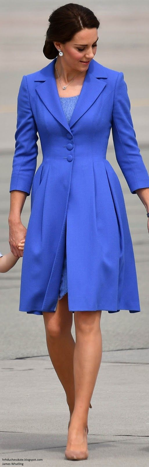 Following a whirlwind two day tour which saw William and Kate explore stunning scenery, historical sites and architectural feats in Poland, ...