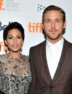 "nice Ryan Gosling, Eva Mendes NOT At ""Breaking Point,"" Despite Report"
