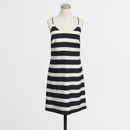 J.Crew Factory - Factory printed tank dress