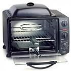 ◕Ð Elite Pro 23-Liter Toaster #Oven with Rotisserie & Grill/Griddle Top with Lid NEW http://ebay.to/2dcPiRg