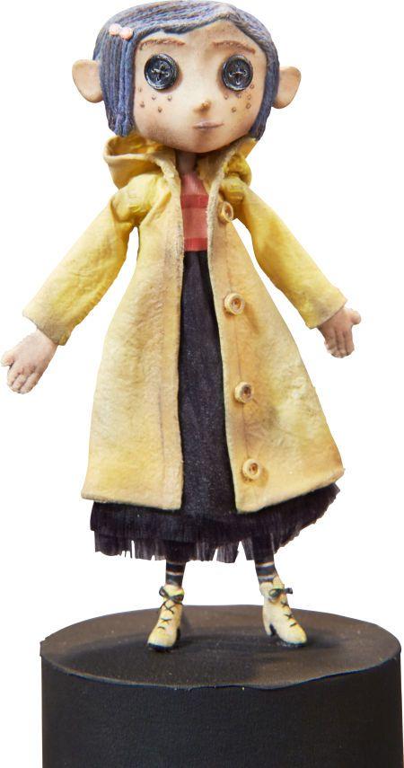 Animation Art:Maquette, Coraline Button-Eyed Doll Original Animation Puppet (LAIKA,2009).... Image #1