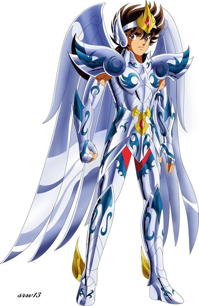 Seiya, caballero de Pegaso, Armadura Divina