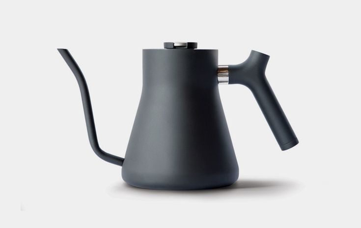 The Stagg Pour-Over Kettle is one VERY cleaver kettle. Suitable in any designer kitchen. It's both attractive and very functional.