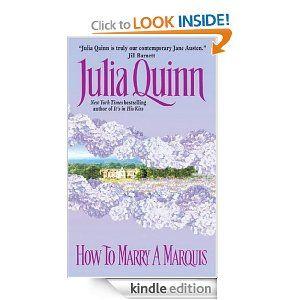 Amazon.com: How to Marry a Marquis (Avon Romantic Treasure) eBook: Julia Quinn: Books