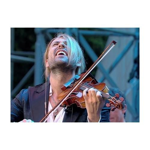 ~David Garrett beautiful~         - Rock Symphonies - Live in Edmonton, AB - Jan 25, 2012 ...