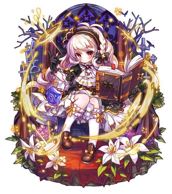 梅露可图鉴[迷失之花屑] 莉姬