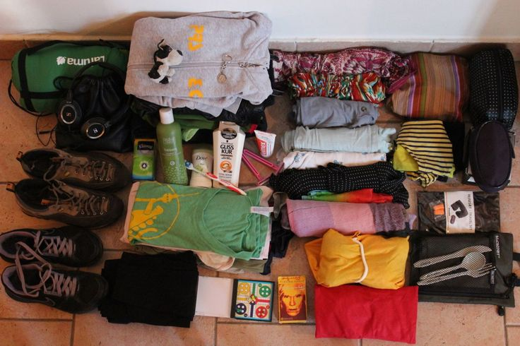 """What to pack – for Central America """"What to pack for a long trip in Central America? I have to admit that this is for the first time that I packed my backpack under 12kg! During the South American trip I learned that it's not cool to carry a heavy backpack and a heavy daypack."""""""