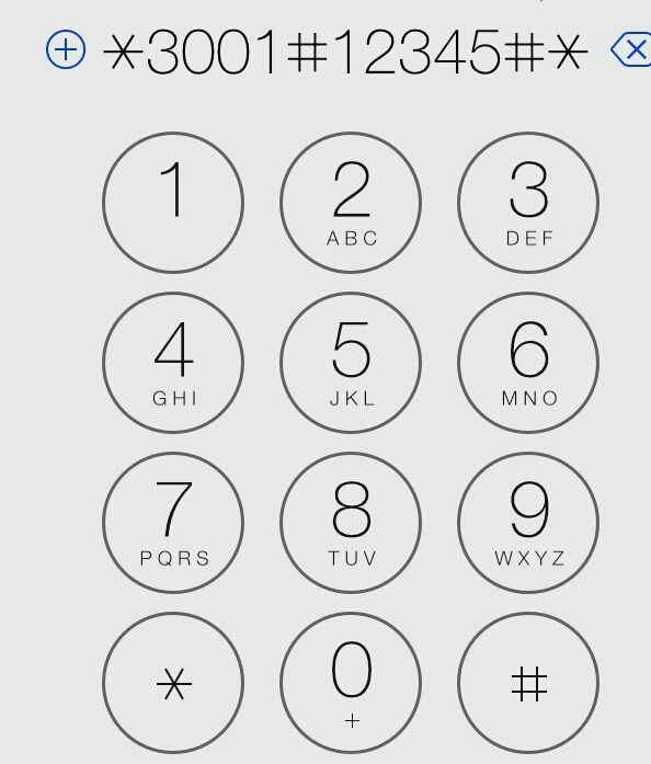 Iphone hidden secret codes for 2016