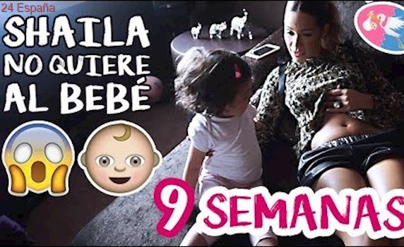 Shaila No Quiere Al Bebé | 9 Semanas De Embarazo #miembarazomolon