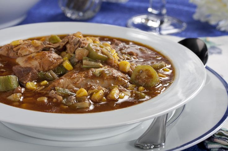 Easy Kentucky Burgoo | MrFood.com