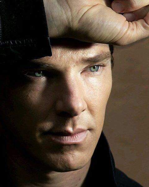 Those eyes ♥️ -p #BenedictCumberbatch #Benedict #Cumberbatch #Sherlock…
