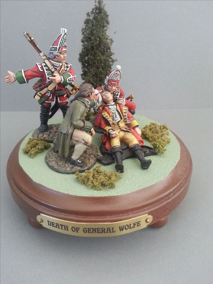 Death of General Wolfe (1759)