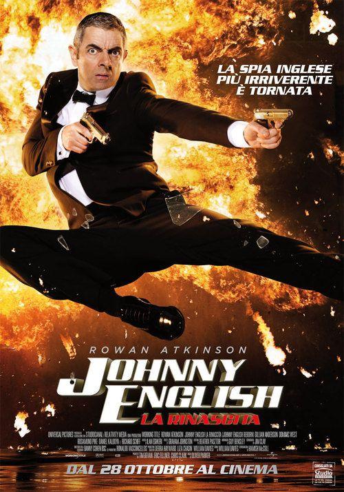 Watch Johnny English Reborn 2011 Full Movie Online Free