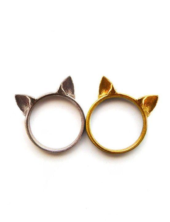 Cat rings.                                                                                                                                                                                 More