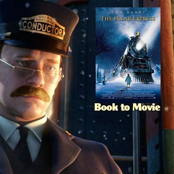 """Seeing is believing, but sometimes the most real things in the world are the things we can't see."" The Polar Express (2004) Director: Robert Zemeckis, Author: Chris Van Allsburg, 1986. Stars: Tom Hanks, Chris Coppola, Michael Jeter."