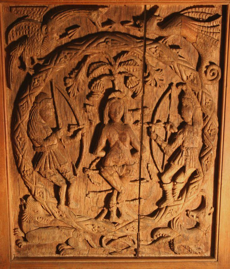 The Fetteresso St Sebastian panel