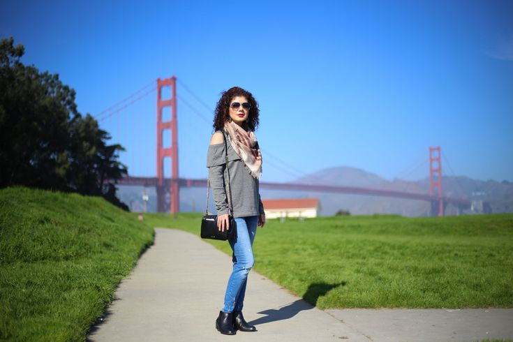 Polished whimsy travels to san francisco, guide to city weekend getaway outfits