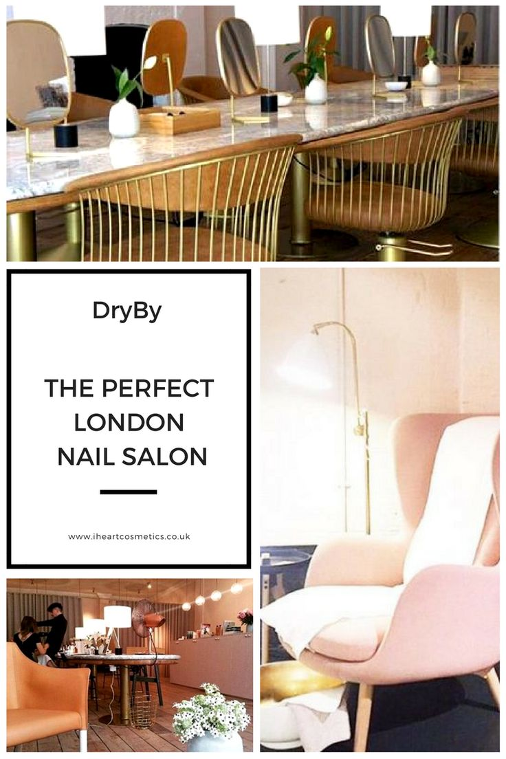 Salon furniture auckland at beauty bazaar - The Perfect Nail Salon And Blow Dry Bar In London Dryby