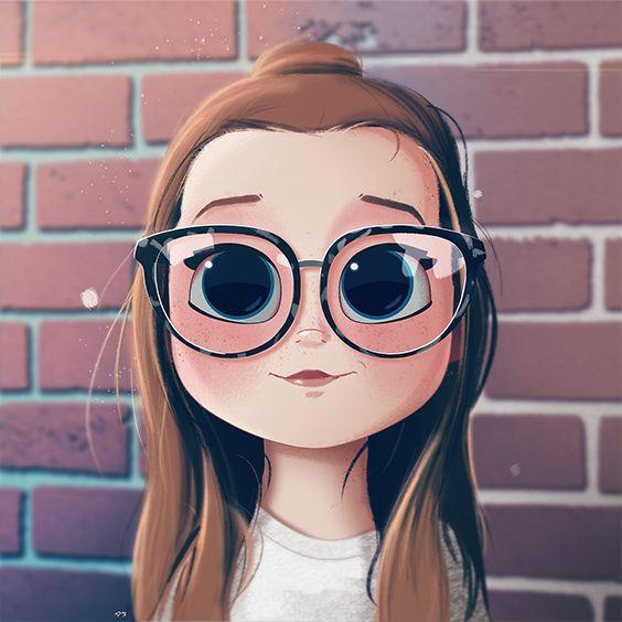 Portrait, Digital Painting, Illustration, Character Design
