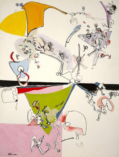 Eva Hesse, Untitled, 1964