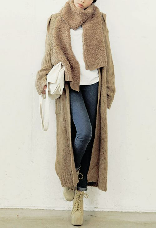 Floor Length Cardigan Fashion Full Length Cardigan