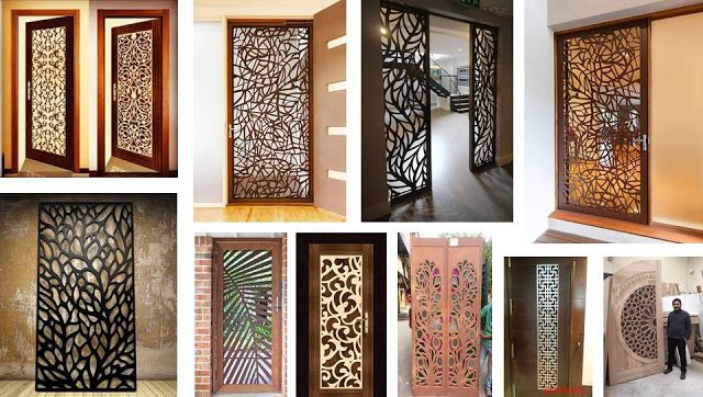 Wooden Door Design Cnc Router Machine Decor Units