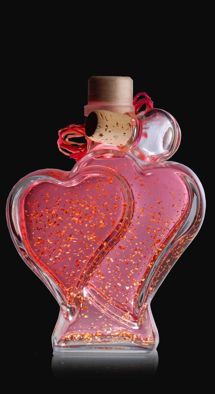 Pink Vodka Diamond Bottle