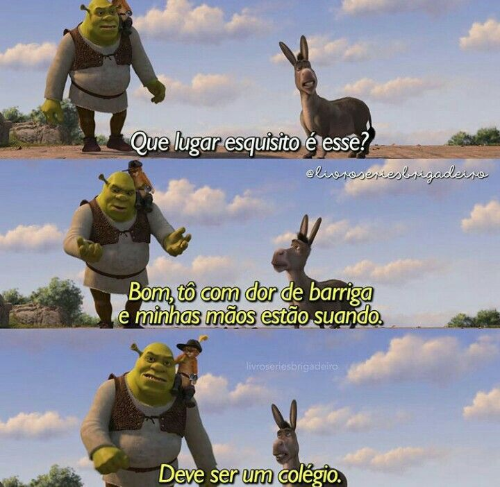 Filme: Shrek Terceiro Shrek, Disney And Dreamworks, Series Movies, Disney Wallpaper, Sims, Haha, Funny Memes, Humor, Movie Posters