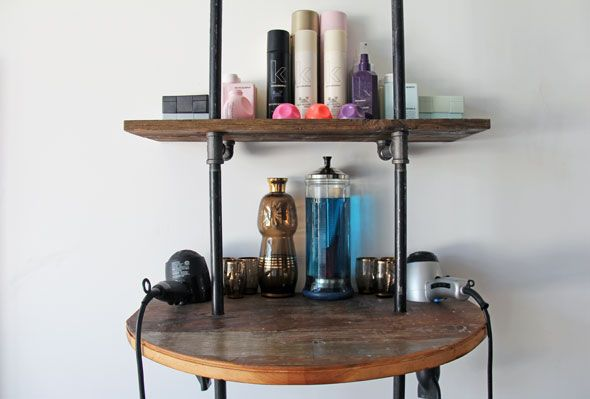 Lebel and Crowe - A new West Queen West hair salon  (793 Queen St West)