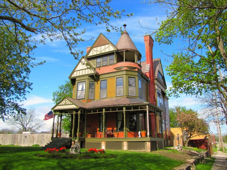 Victorian Home, Saginaw, MI
