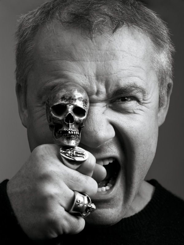 Some Fries, a Hamburger, and a Damien Hirst - Page - Interview Magazine