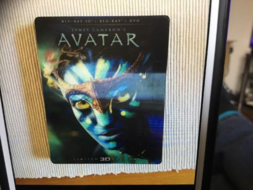 #Avatar 3d blu ray steelbook & #extended #edition,  View more on the LINK: http://www.zeppy.io/product/gb/2/222136439445/