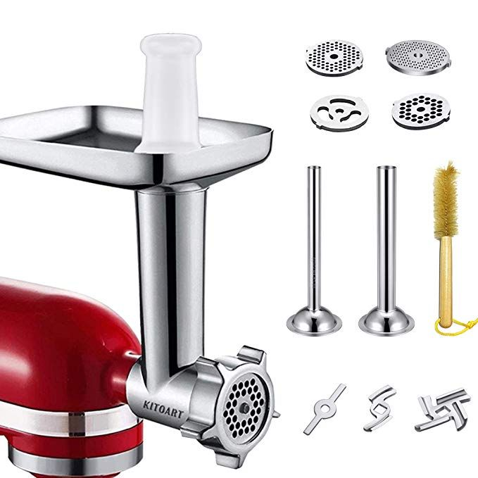 Metal Food Meat Grinder Attachments For Kitchenaid Stand Mixers