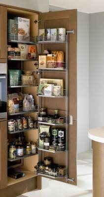 Tewkesbury Dark Oak - Tewkesbury - Kitchen Families - Kitchen Collection - Howdens Joinery  Storage cupboard
