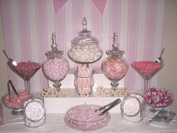 wedding tables with lights | SUJO Deam Wedding Hire, Wedding Sweets Tables for Hire in Derby & Area