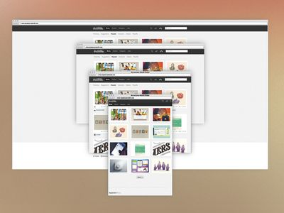 Freebie: Responsive Browser UX kit