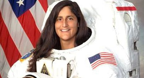 First Female Astronaut Sunita Williams Accepted Islam