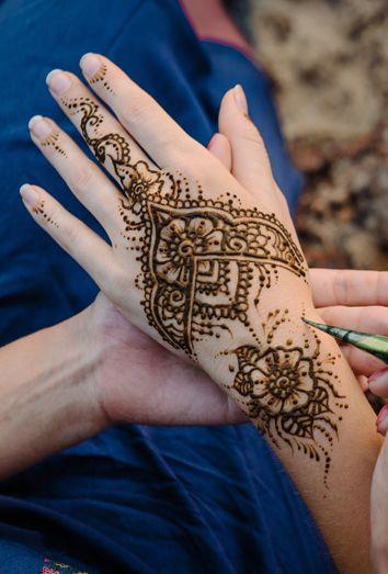Métodos fiables para quitar tatuajes de henna #tattoos #tatuajes