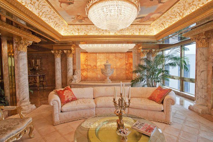 Inside Donald Trump Homes