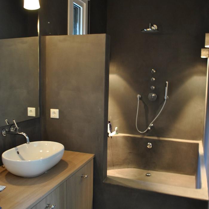 17 best images about tadelakt moroccian nearly. Black Bedroom Furniture Sets. Home Design Ideas