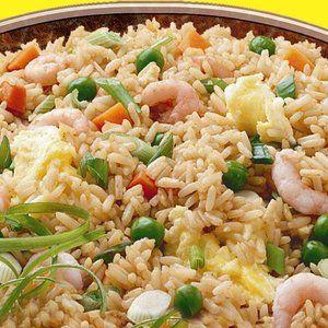SunBird Fried Rice Recipe