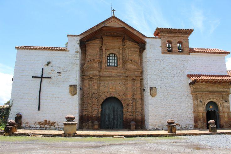 Santo Ecce Homo monastery in Sutamarchan, near Villa de Leyva