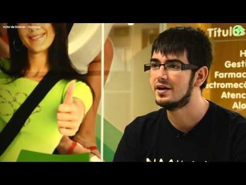 Te gusta la interpretación? A Víctor también y nos lo cuenta desde Campus Training en formación como Actor de Doblaje!!  www.campustraining.es/formacion-curso/oficios-profesiones/45-actor-de-doblaje.html?m=249