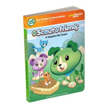 LeapFrog LeapReader/Tag Junior Book: Scout & Friends A Surprise for Scout: Amazon.co.uk: Toys & Games